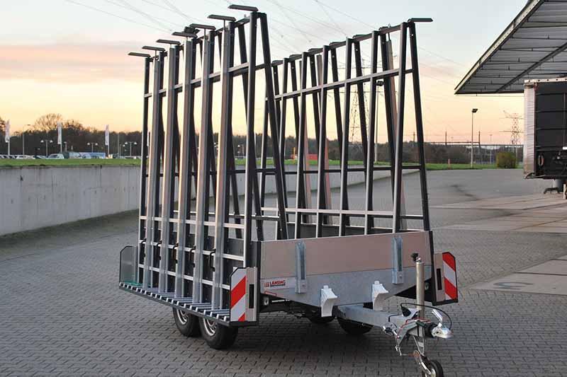 Lansing-Unitra-twinnmaster-glas-aanhangwagen