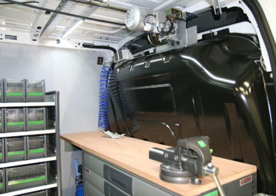 Van-racking-equipment-custom-build