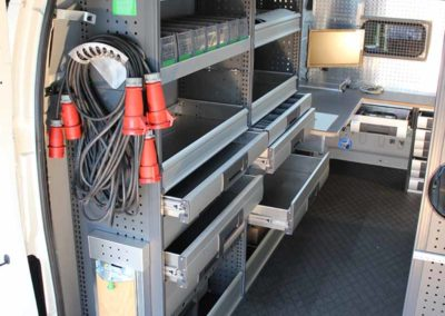 Bott-van-racking-equipment