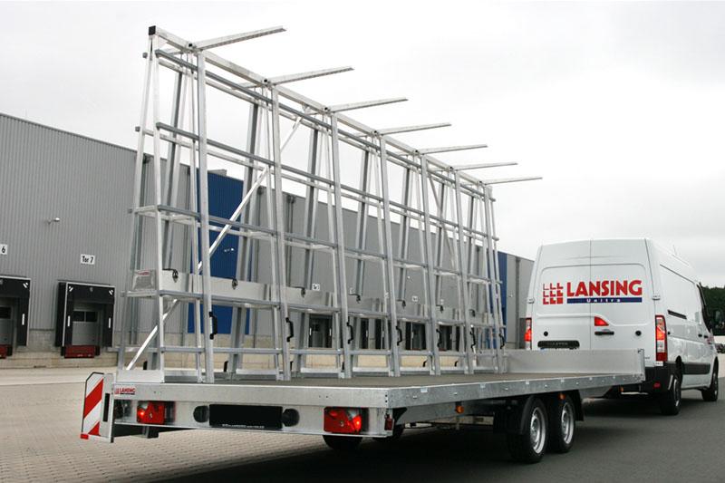 Der-glas-transport-anhänger-von-lansing
